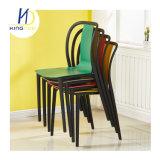 現代デザイナー椅子の安くスタック可能屋外の椅子のプラスチック食事の椅子