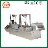 Автоматическая производитель чипов картофеля фри непрерывной рыб и машины для жарки