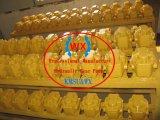 Factory~07441-67502, Assy hydraulique de pompe à engrenages de l'entraîneur 07443-66503, machine hydraulique utilisée du camion à benne basculante de pompe à engrenages de KOMATSU HD460-1