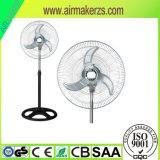 18 Zoll-abkühlender Sicherheits-industrieller Hochleistungsfußboden-stehender Ventilator