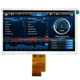 7 Bildschirm des Zoll-1024X600 LCD für industrielles Kontrollsystem, Ka-TFT070be005