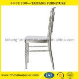 金属の結婚式のナポレオンの中国の卸し売りSlivery椅子