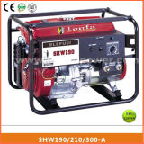 Elemax Design 4 치기 Gasoline Welding와 Generating Set