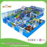 Campo da giuoco dell'interno molle del castello dell'interno del gioco per i giochi dei bambini