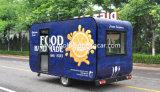 Carros de Serivice do alimento para a venda com tempo de serviço longo (CE)