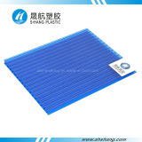 SGS Approved를 가진 Polycarbonate 쌍둥이 Wall PC Roofing Sheet