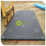 Recycled HDPE Temporary Racing Protection Chechmate for American