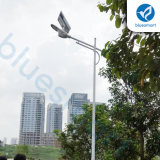 solar al aire libre todo de 15W 2700lm en una luz de calle del LED