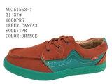 51553 drie Comfortabel SLOKJE van de Schoenen van het Jonge geitje van de Stijl op Schoenen
