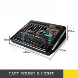 Powered 450W*2 8CH DSP DJ Audio Mixer for Equipment Training course