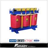 変圧器の製造業者のエクスポートのScbの乾式の変圧器の定格10-4000kVA