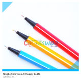 12PCS Classic Triangular Striped Fine Liner Pen