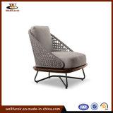 Sofà Chair-1 Furnir dell'accumulazione di legno buona della corda di 2018 singolo