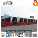 Barracas de Rubb Salão para o armazém de armazenamento 500 - 3000sqm com painéis de alumínio