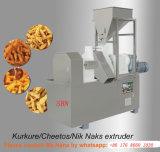 Extruder van het Voedsel van Kurkure van de Snacks van het Graan van Ce de Standaard Volledige Automatische