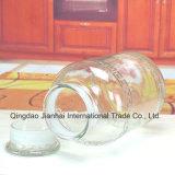 Extra-Large Größen-kochendes Öl-Glasflasche mit gedichteter Schutzkappe