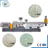 Color Powder / CaCO3 + Plastic Twin Screw Color Masterbatch Granulator