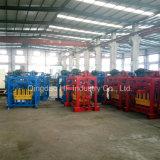 máquina de bloques de hormigón totalmente automática / máquina de ladrillos bloquee la máquina