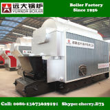 Yuandaの熱い販売のボイラーDzlシリーズ石炭によって発射される蒸気ボイラ