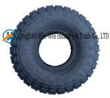 3.50-4 Rotella della gomma piuma dell'unità di elaborazione per la gomma del carrello della mano della rotella dell'acciaio due del magazzino