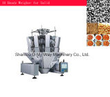 Machine à emballer verticale soufflée de pommes chips de nourriture