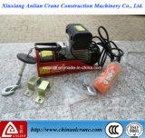Le type micro grue électrique de câble métallique de PA200