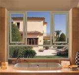 알루미늄 Awning Window 또는 Aluminium 상단 Hung Window