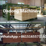 Bâtiment de placage de base de servo automatique La machine