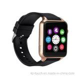 Téléphone intelligent de montre de qualité avec la fente Gt88 de carte SIM