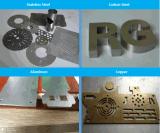 CNC pequeno 500W do metal de folha do cortador do laser