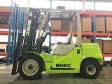 3 Forklift do caminhão de Montacargas da capacidade da tonelada 3.5ton