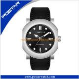 De hete Horloges van de Verkoop voor Mensen met de Echte Band van het Leer