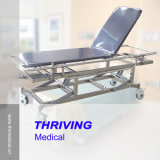 Médico Levantar-e-Cai o carro do trole do aço inoxidável (THR-E-5)