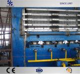 Los neumáticos de alta eficiencia vulcanización Prensa con diseño profesional