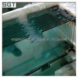 Telas desobstruídas do banho dos cercos do chuveiro do vidro temperado