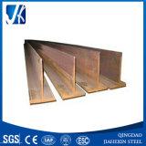 Fascio d'acciaio saldato di T per costruzione