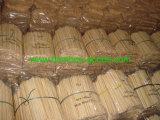 Skewer de bambu descartável