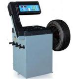 Macchina d'equilibratura W96 del pneumatico dell'equilibrio della rotella automatica della macchina da ghiaccio