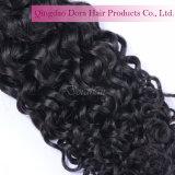 Haut Grade Des Extensions de cheveux humains Virgin malaisien de Tissage de cheveux bouclés
