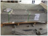 中国の卸し売り製造者のカウンタートップのための普及したブラウンの花こう岩G664