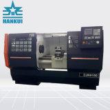 Potencia del motor del husillo de 5.5kw máquina de torno CNC de cama plana