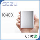 10400mAh de energia externa portátil Banco para o telefone celular