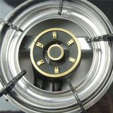 fornello di gas del bruciatore ss del ghisa di 120X120mm Jp-Gc209