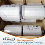 Aluminiumfolie voor voor het Substraat van de Kathode van de Batterij (180mm breedte X dikke 15um)