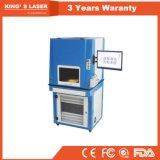 Máquina UV de vidro 4W do laser dos plásticos CI da placa do PWB