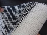 120G/M2 4X4 de material de construcción de malla de fibra de vidrio.
