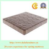 Colchón de resorte de alta densidad bien de la espuma del sueño
