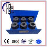 """Vendite calda 1/4 - """" macchina di piegatura Dx68 resistente del tubo flessibile idraulico 3"""