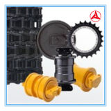 Rueda 135mA-Y No. A229900002163 de la guía de una rueda más ociosa del excavador para el excavador Sy55c/Sy60/Sy65 de Sany