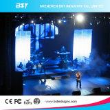 Schermo locativo esterno di alta risoluzione di colore completo LED di P3.91mm per la fase di concerto